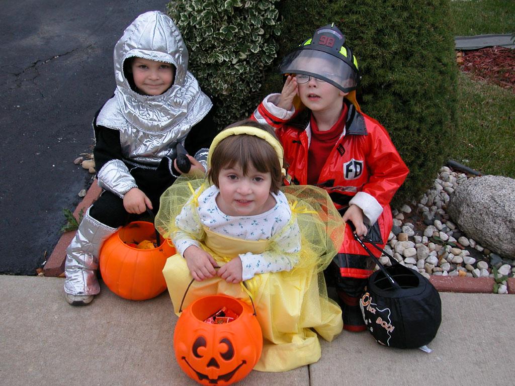 madsdad: halloween 2004